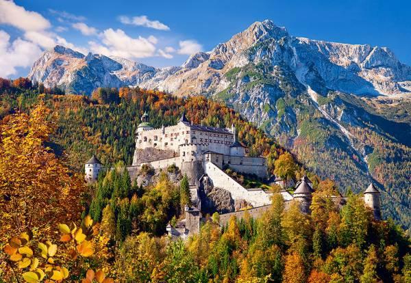 Пазл Castorland 1000 деталей, Замок, АвстрияПазлы<br>Пазл Castorland 1000 деталей, Замок, Австрия<br>