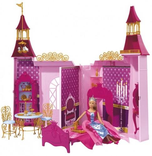 Кукла Штеффи в замкеКуклы Steffi (Штеффи)<br>Кукла Штеффи в замке<br>