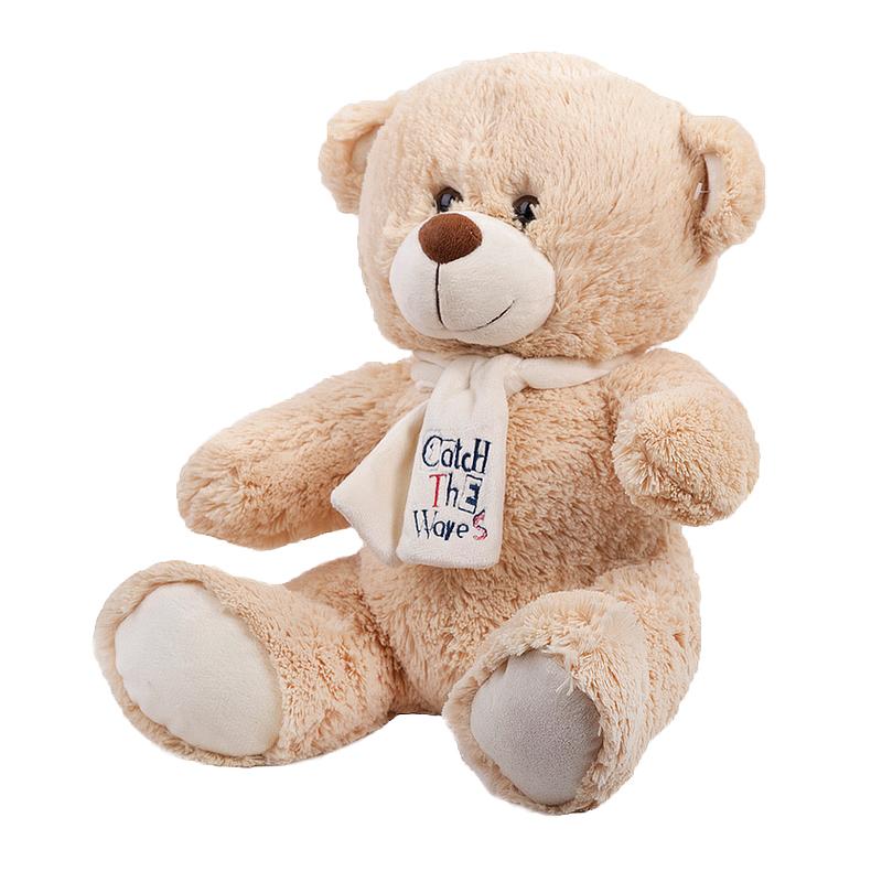 Мягкая игрушка Медведь Тишка, 40смМедведи<br>Мягкая игрушка Медведь Тишка, 40см<br>