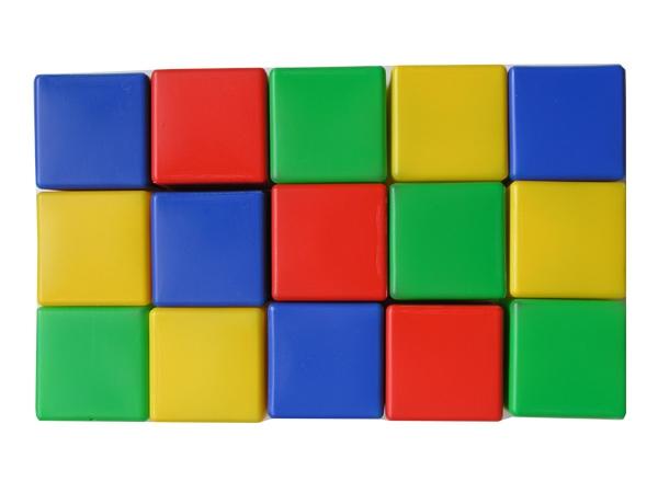 Набор из 15 кубиков, 8 смКубики<br>Набор из 15 кубиков, 8 см<br>