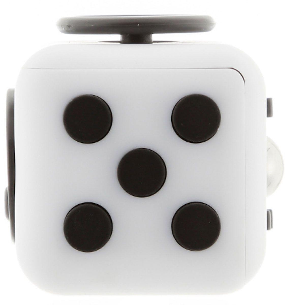 Игрушка антистресс Fidget Cube, белыйАнтистресс кубики Fidget Cube<br>Игрушка антистресс Fidget Cube, белый<br>