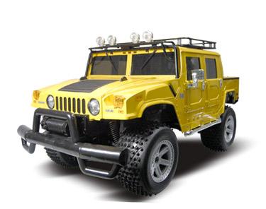 Купить Радиоуправляемая машина HUMMER H1 SUT, масштаб 1:6, Rastar