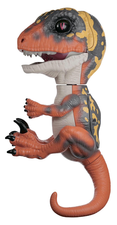 Купить Интерактивный динозавр – Блейз, 12 см, WowWee