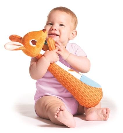 Развивающая игрушка - КенгуруРазвивающие игрушки Tiny Love<br>Развивающая игрушка - Кенгуру<br>
