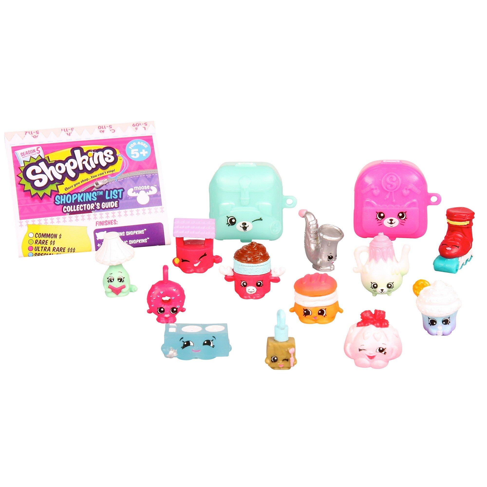 Игровой набор из серии Shopkins: 12 фигурок с аксессуарамиShopkins (Шопкинс)<br>Игровой набор из серии Shopkins: 12 фигурок с аксессуарами<br>