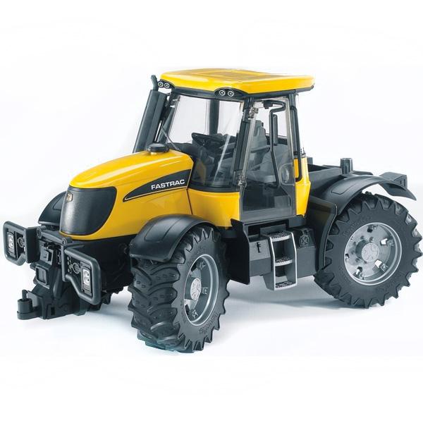 Трактор Bruder JCB Fastrac 3220Игрушечные тракторы<br>Трактор Bruder JCB Fastrac 3220<br>