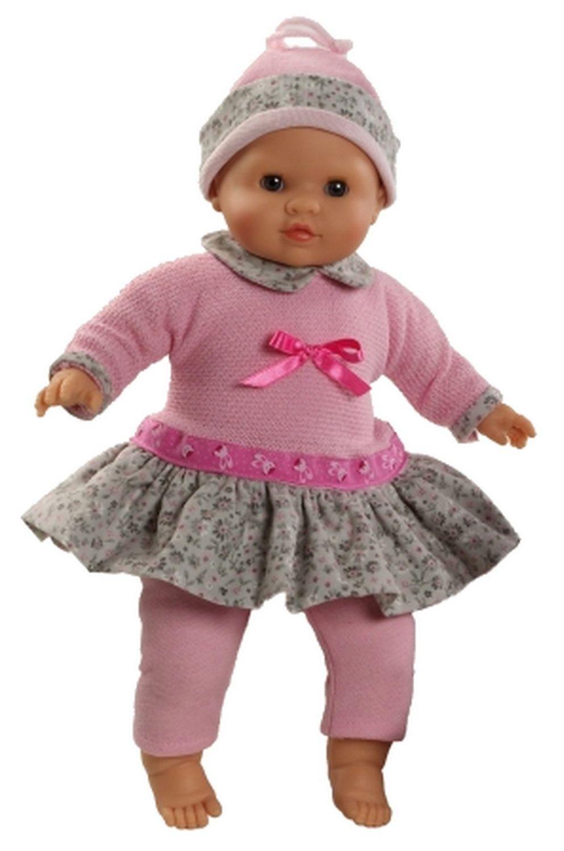 Кукла Эми, 36 смИспанские куклы Paola Reina (Паола Рейна)<br>Кукла Эми, 36 см<br>