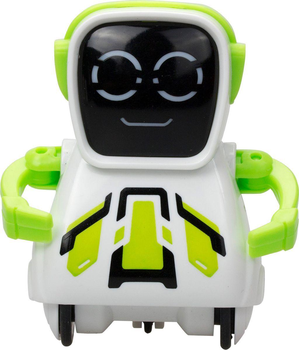 Купить Робот Покибот, зеленый, Silverlit