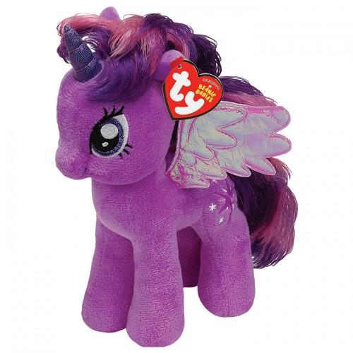 Мягкая игрушка пони Сумеречная Искорка . My Little Pony.Моя маленькая пони (My Little Pony)<br>Мягкая игрушка пони Сумеречная Искорка . My Little Pony.<br>