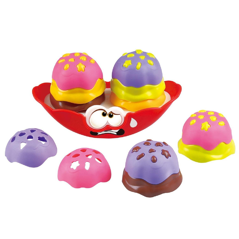 Балансир с формами - МороженоеРазвивающие игрушки PlayGo<br>Балансир с формами - Мороженое<br>