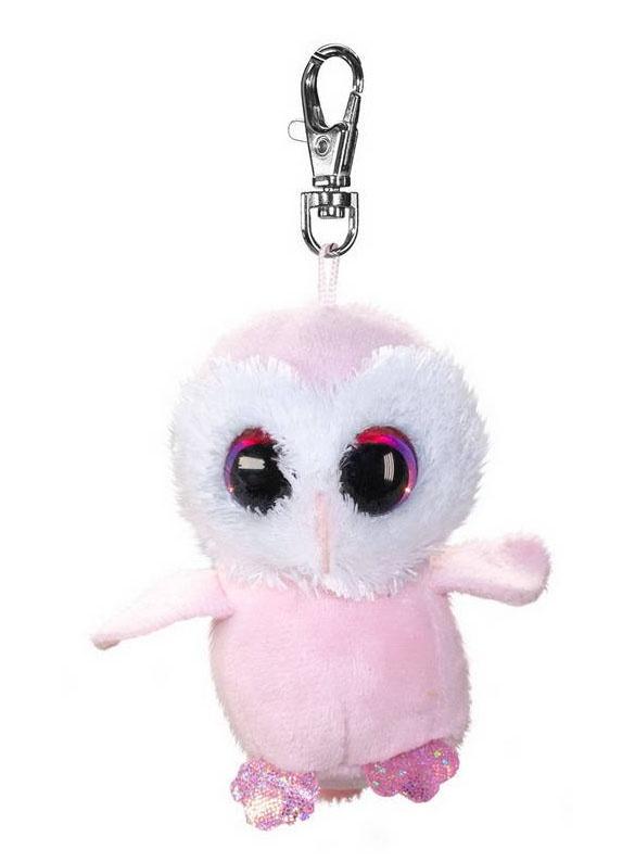 Брелок - Совы P?ll?, светло-розовая, 8,5 см