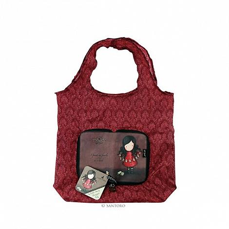 Купить Складывающаяся сумка для покупок - Family in a Book из серии Gorjuss, Santoro London