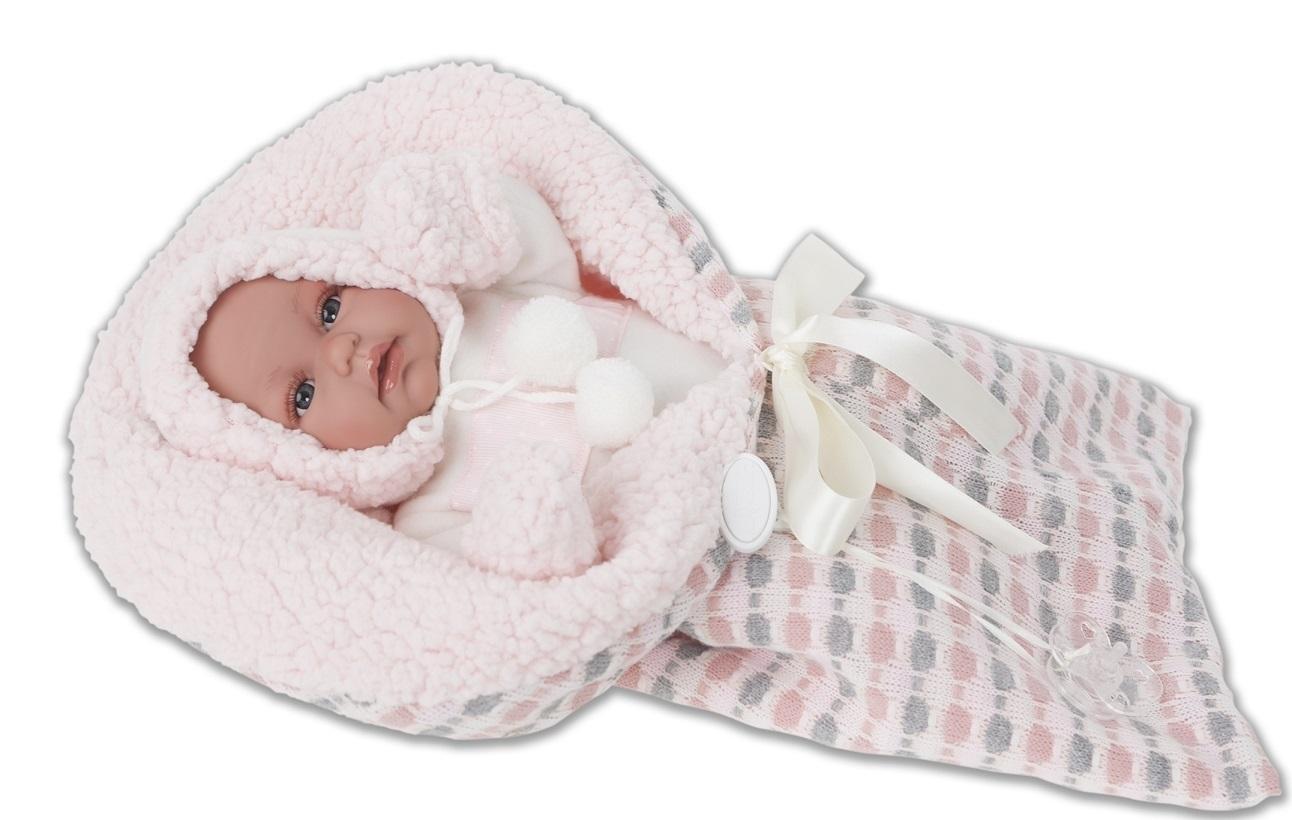 Кукла- младенец Луиза, озвученная, 34 см. от Toyway