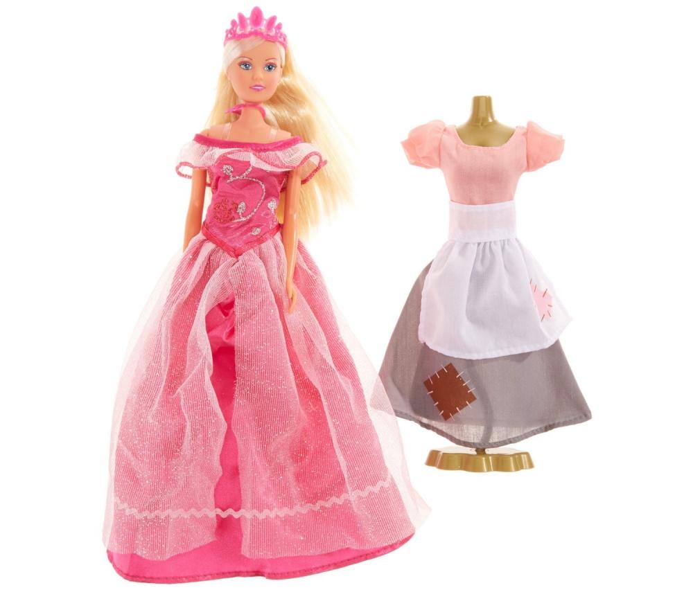 Кукла Штеффи Сказочное превращение, 29 см.Куклы Steffi (Штеффи)<br>Кукла Штеффи Сказочное превращение, 29 см.<br>