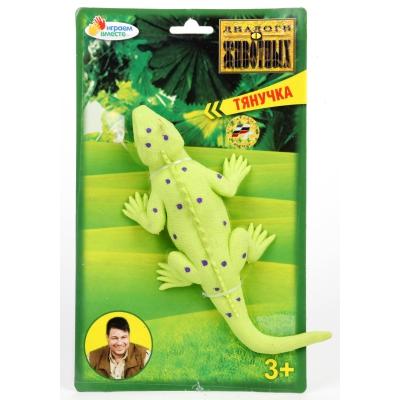 Ящерица-тянучкаЖизнь динозавров (Prehistoric)<br>Ящерица-тянучка<br>
