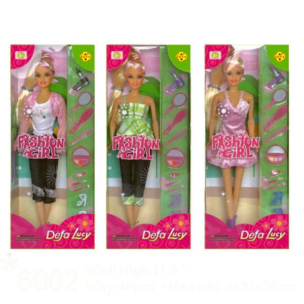 Кукла Defa - Модница в наборе с аксессуарами, 29 смКуклы Defa Lucy<br>Кукла Defa - Модница в наборе с аксессуарами, 29 см<br>