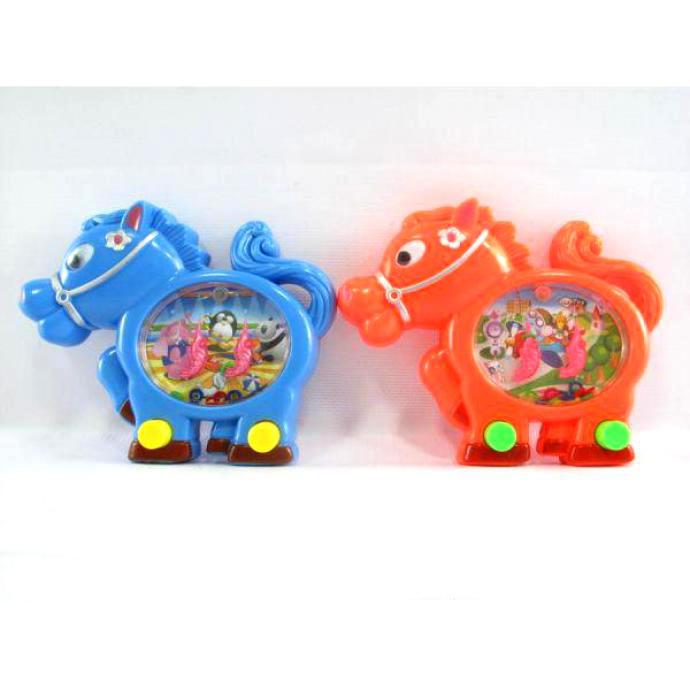 Игра Водяные колечки - ЛошадкаНастольные игры для детей<br>Игра Водяные колечки - Лошадка<br>