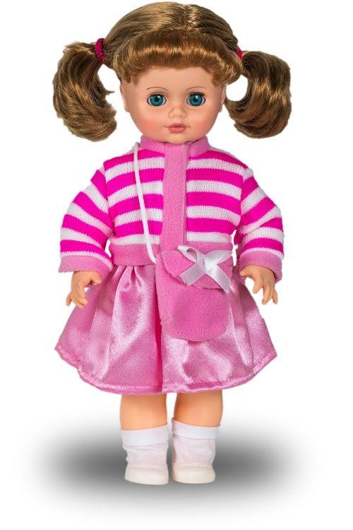 Кукла Инна 19 со звуковым устройством, 43 смРусские куклы фабрики Весна<br>Кукла Инна 19 со звуковым устройством, 43 см<br>