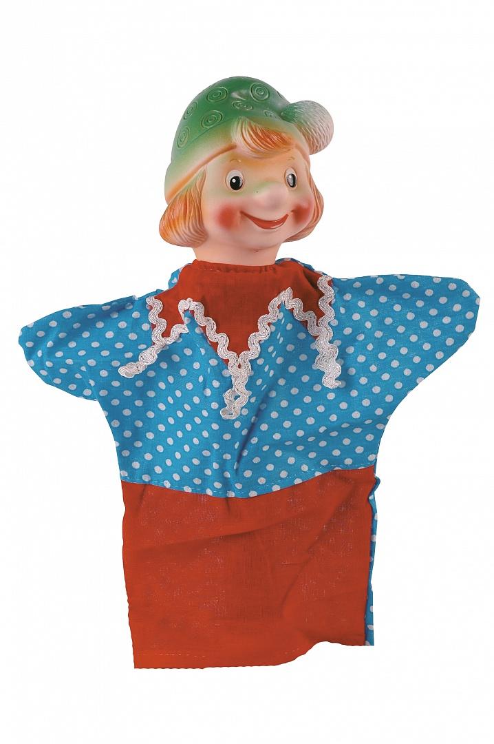 Кукла-перчатка – Петрушка, 28 смДетский кукольный театр <br>Кукла-перчатка – Петрушка, 28 см<br>