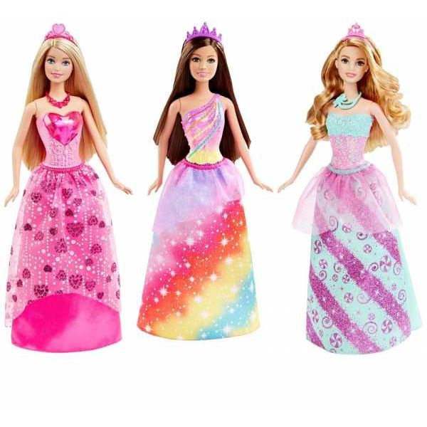 Barbie® Куклы-принцессыКуклы Barbie (Барби)<br>Barbie® Куклы-принцессы<br>