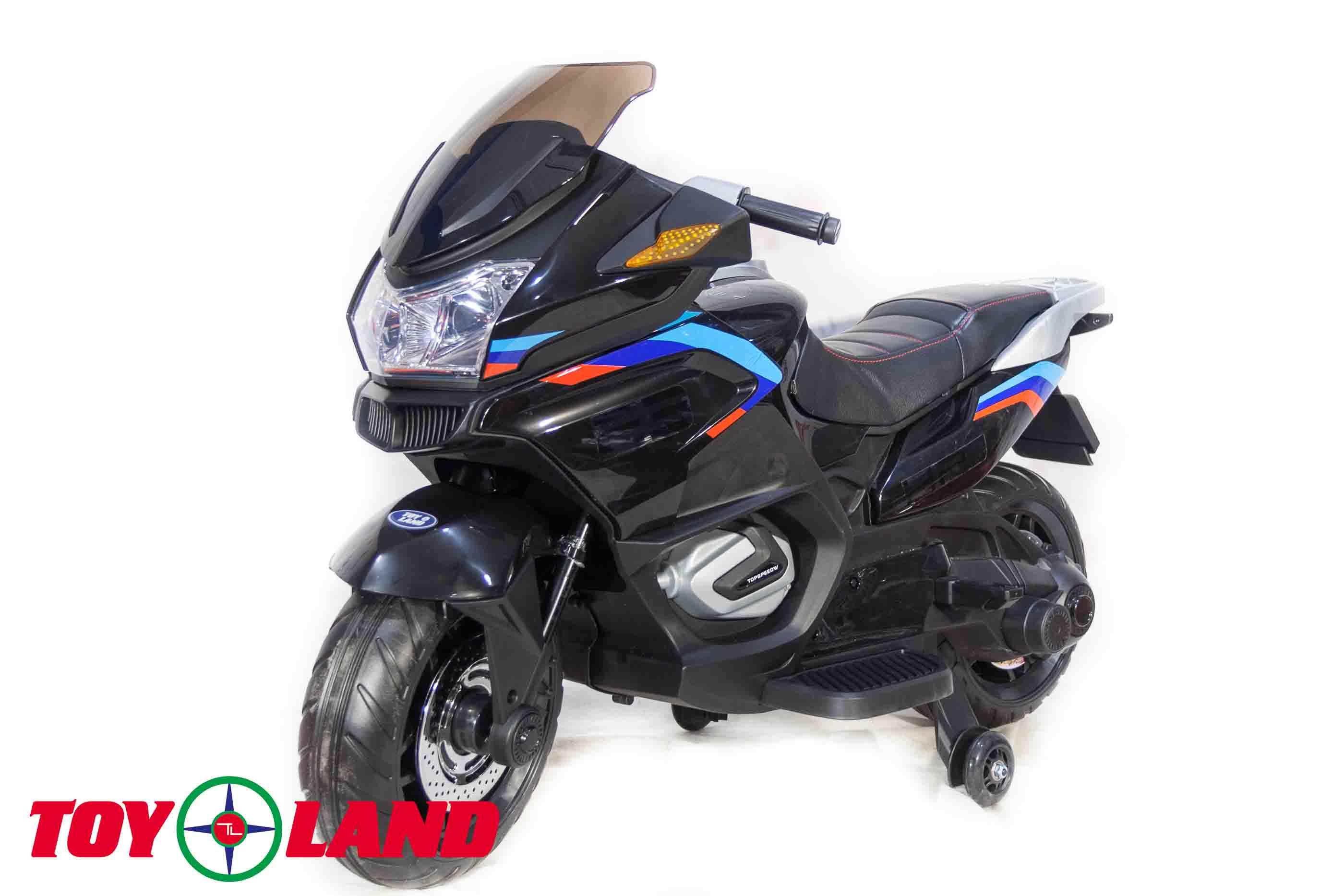 Мотоцикл Moto New ХМХ 609, черный, свет и звук фото