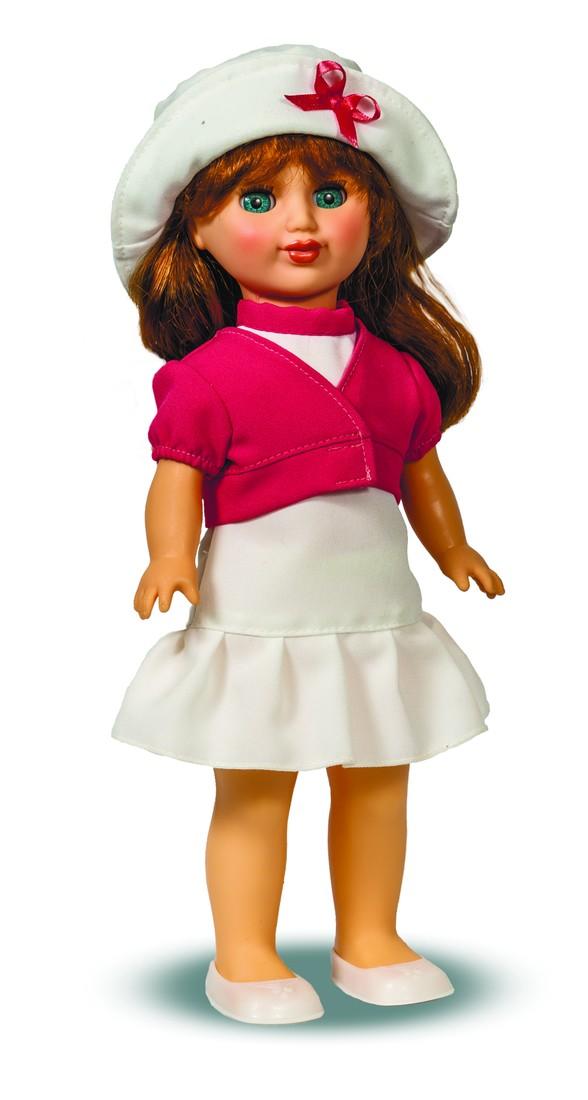 Кукла Иринка 5, высотой 35 смРусские куклы фабрики Весна<br>Кукла Иринка 5, высотой 35 см<br>