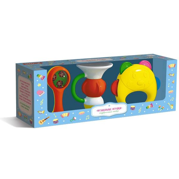 Купить Набор - Музыкальные игрушки №1, Stellar