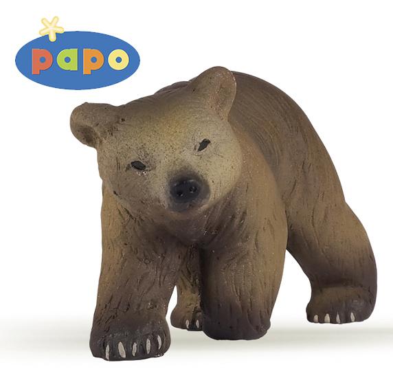Детеныш бурого медведяДикая природа (Wildlife)<br>Детеныш бурого медведя<br>