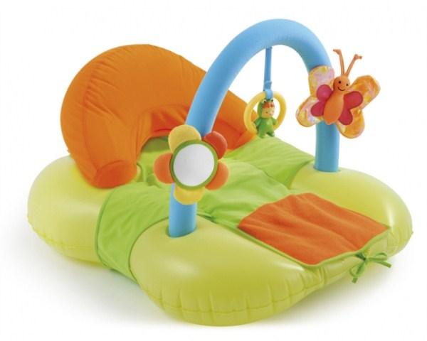 Детский игровой надувной коврикДетские развивающие коврики для новорожденных<br>Детский игровой надувной коврик<br>
