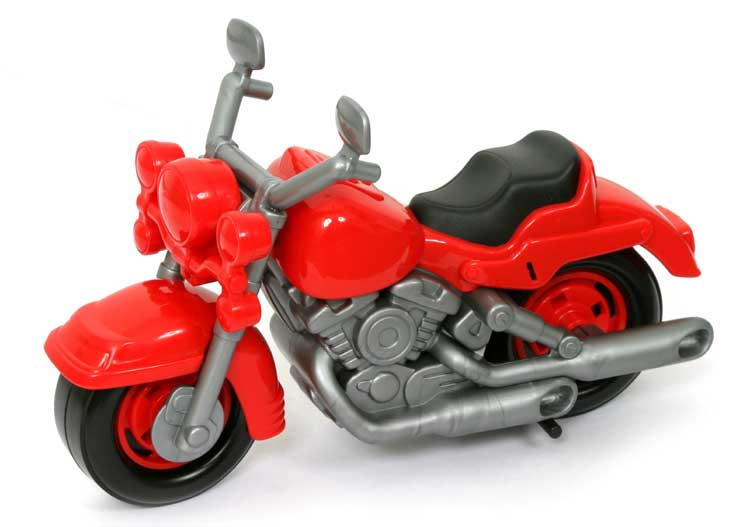Гоночный мотоцикл, КроссНаборы машинок<br>Гоночный мотоцикл, Кросс<br>