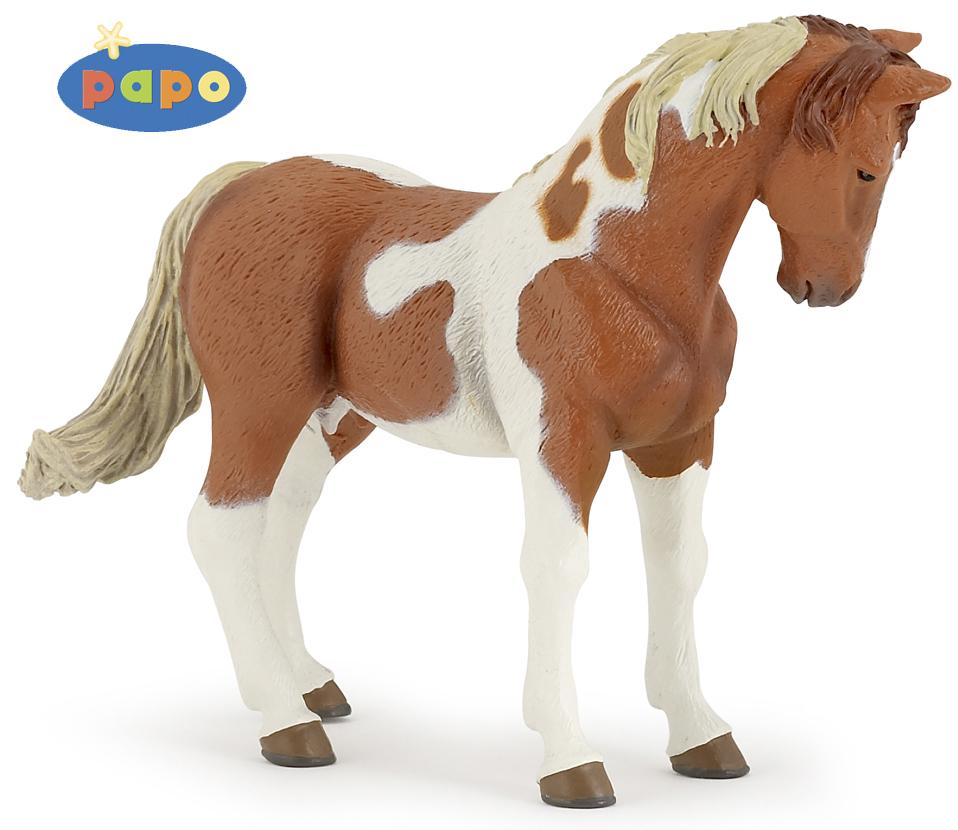 Пегая лошадьЛошади (Horse)<br>Пегая лошадь<br>