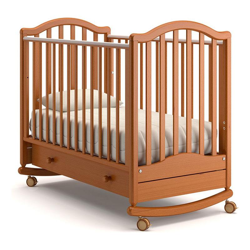 Кровать детская Гандылян К-2002-17 Лейла, вишня