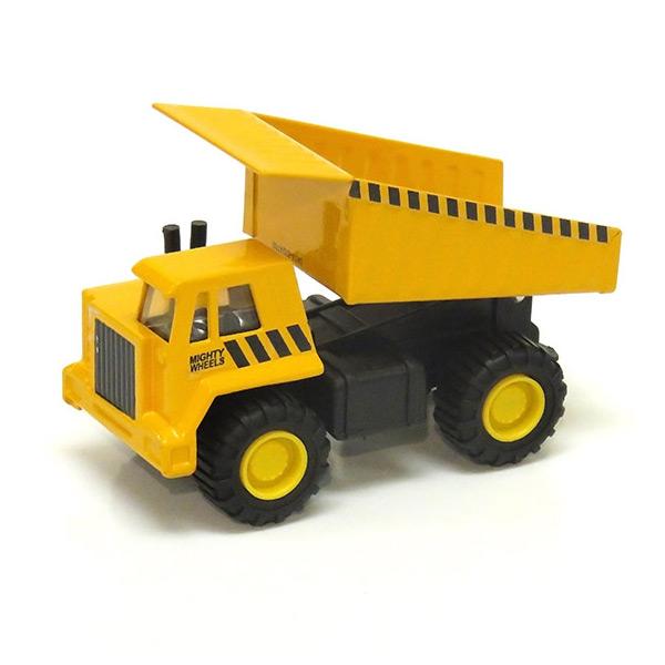 Строительная техника Mighty Wheels - Карьерный грузовик, 12 смГрузовики/самосвалы<br>Строительная техника Mighty Wheels - Карьерный грузовик, 12 см<br>
