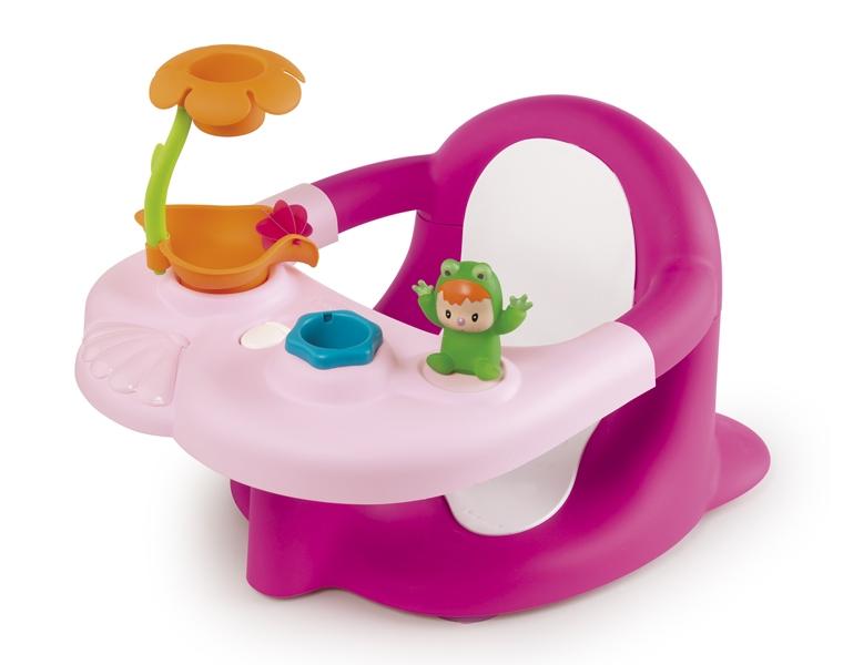 Стульчик-сидение для ванной Cotoons, розовый