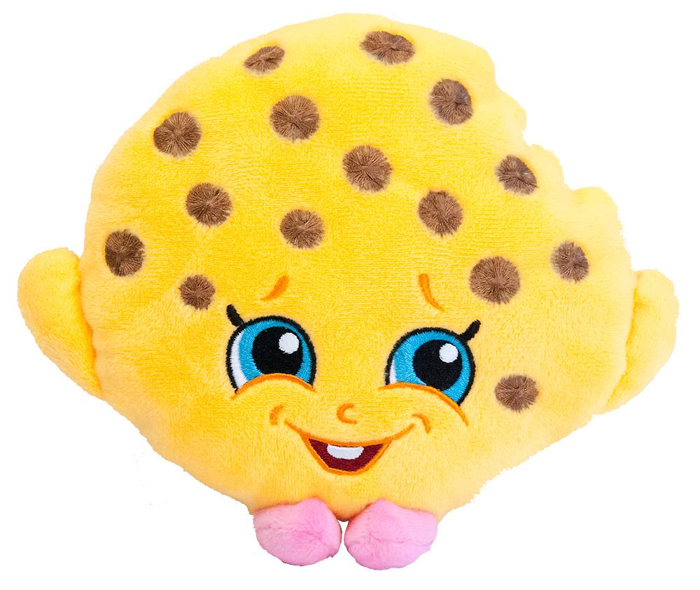 Мягкая игрушка – Печенька Куки из серии Шопкинс, 20 см.Shopkins (Шопкинс)<br>Мягкая игрушка – Печенька Куки из серии Шопкинс, 20 см.<br>