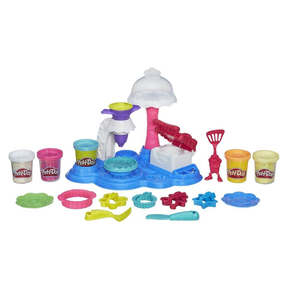 Play-Doh. Набор  Сладкая вечеринка  - Пластилин Play-Doh, артикул: 135105