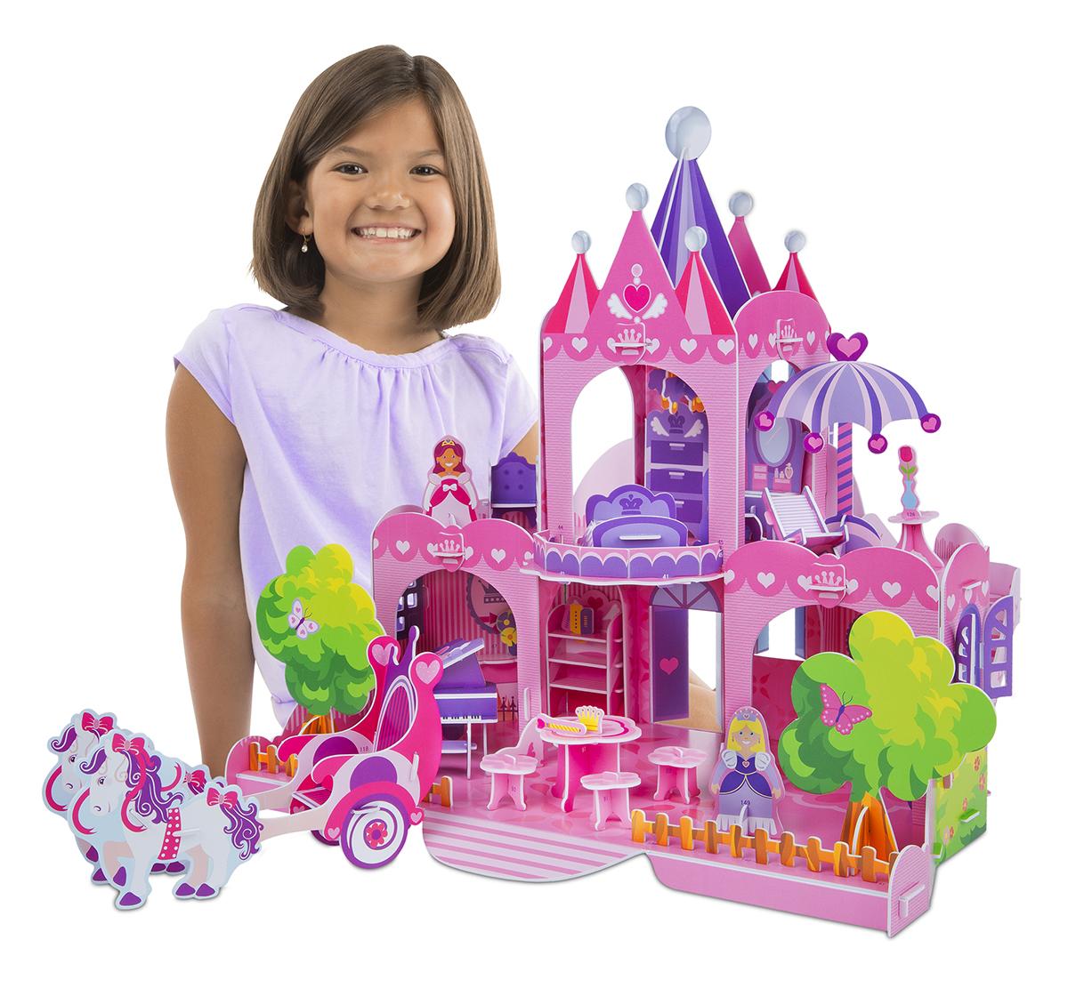 Кукольный домик MelissaКукольные домики<br>Кукольный домик Melissa<br>