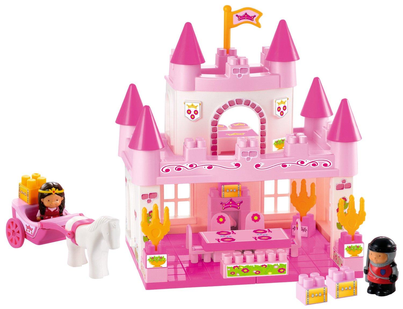 Конструктор Замок принцессыКонструкторы  Abrick<br>Конструктор Замок принцессы<br>