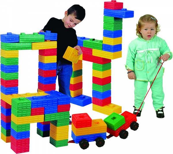 Конструктор Brick, 36 деталейКонструкторы других производителей<br>Конструктор Brick, 36 деталей<br>