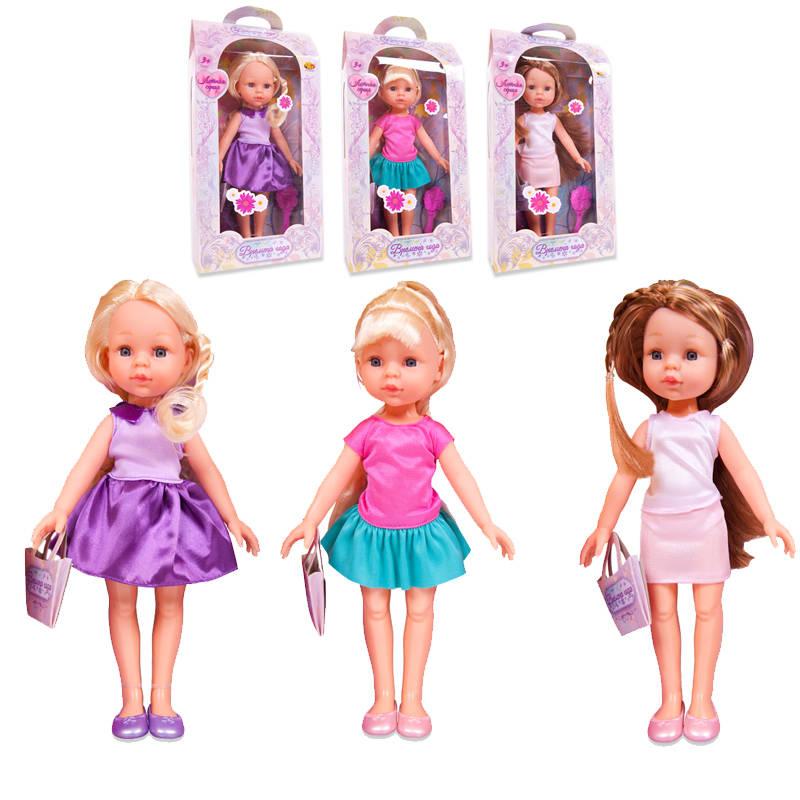 Кукла Времена года 30 см, 3 видаПупсы<br>Кукла Времена года 30 см, 3 вида<br>