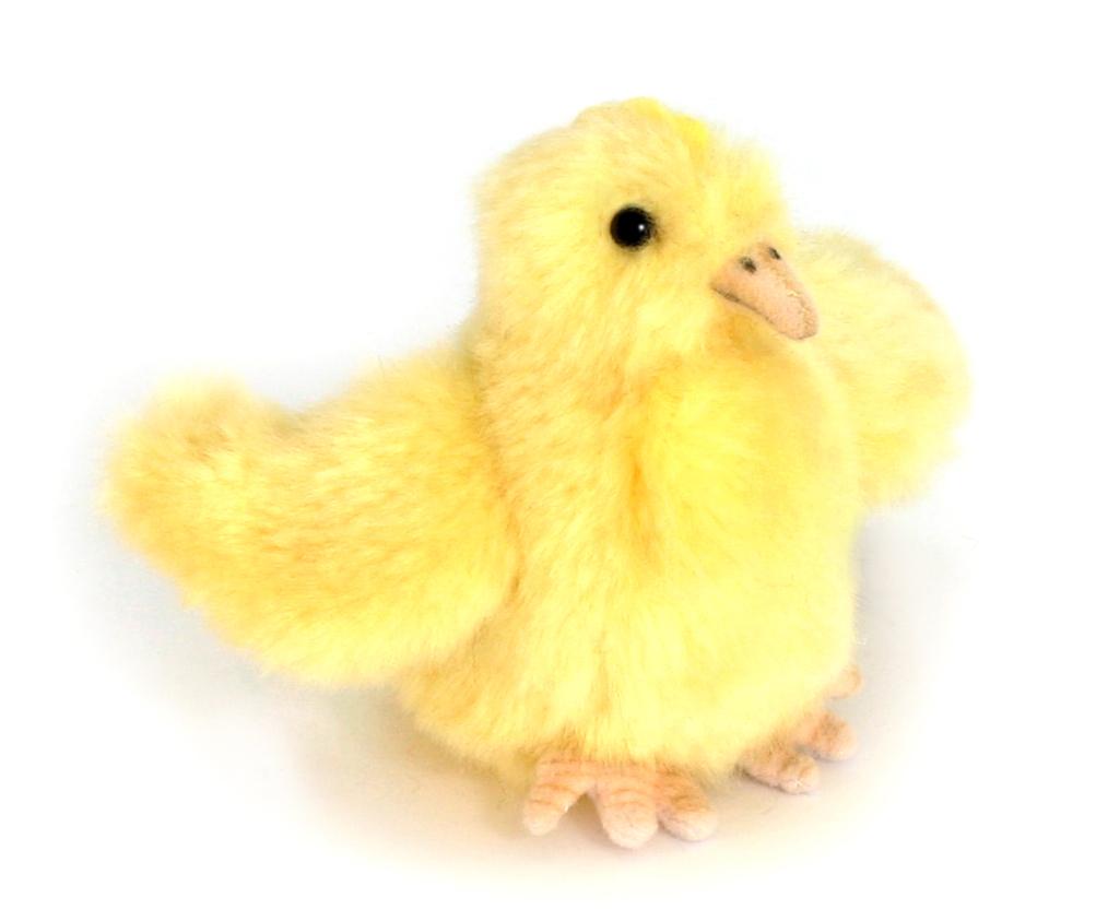 Мягкая игрушка - Цыпленок, 13 см.Животные<br>Мягкая игрушка - Цыпленок, 13 см.<br>