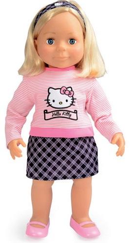 Кукла Emma Hello Kitty, 54 см. - Куклы и пупсы, артикул: 82924