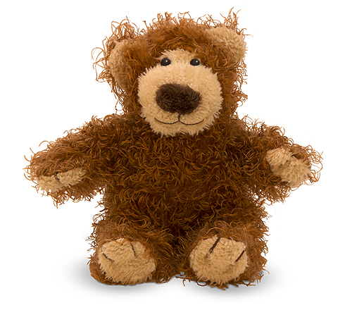 Melissa&Doug Мягкая игрушка «Медведь»