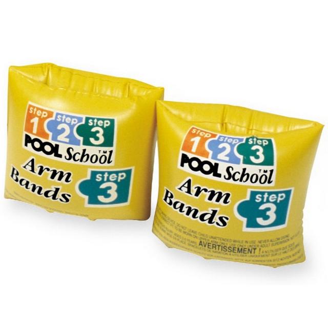 Нарукавники надувные Pool SchoolНарукавники и жилеты<br>Нарукавники надувные Pool School<br>