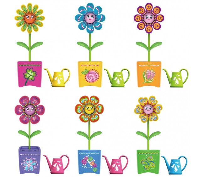 Интерактивная игрушка - Волшебный цветок, танцует и поет
