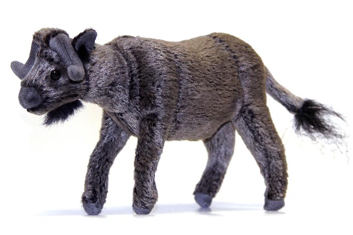 Мягкая игрушка – Бык, 16 смЖивотные<br>Мягкая игрушка – Бык, 16 см<br>