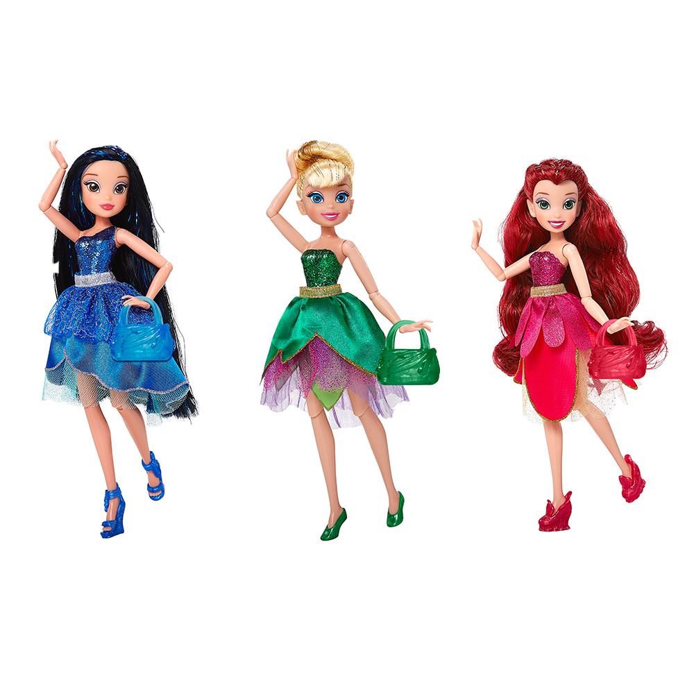 Кукла Фея Делюкс - Волшебное превращение, 23 смФеи<br>Кукла Фея Делюкс - Волшебное превращение, 23 см<br>