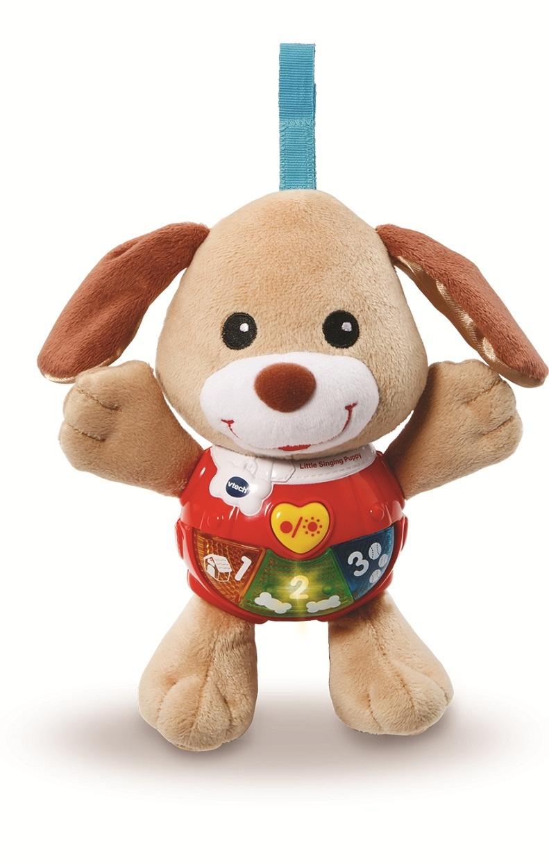Музыкальная игрушка - Поющий щенок