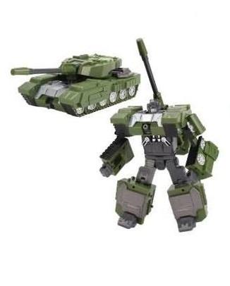 Купить Робот трансформирующийся в танк Valliant, JUNFA TOYS