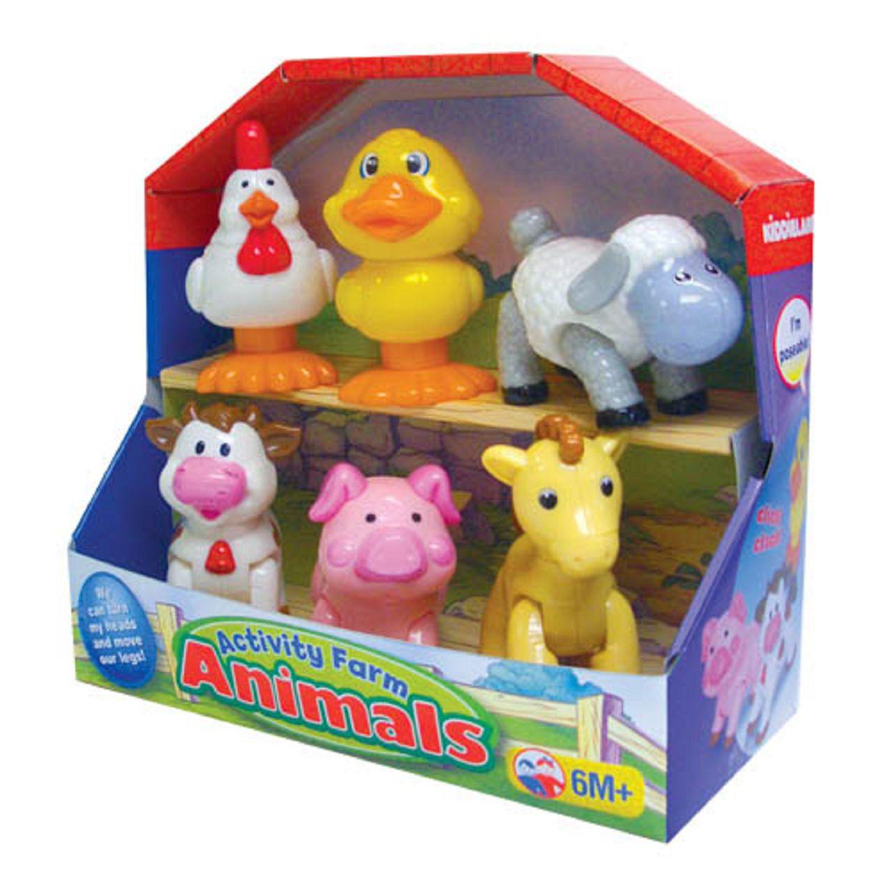 Развивающая игрушка  Домашние животные - Игровые наборы Зоопарк, Ферма, артикул: 150145